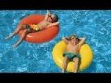 Неудачные прыжки в воду. Я рыдал от смеха!