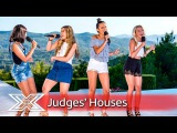 4 of Diamonds belt out Lordes Royals Judges Houses The X Factor 2016