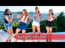 4 of Diamonds belt out Lorde's Royals | Judges' Houses | The X Factor 2016