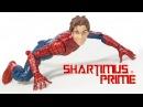 Marvel Legends Peter Parker Ultimate Spider-Man Space Venom BAF 2016 Toy Action Figure Review