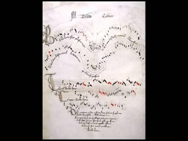Le Ray au Soleyl - Johannes Ciconia La Fonte Musica, Michele Pasotti