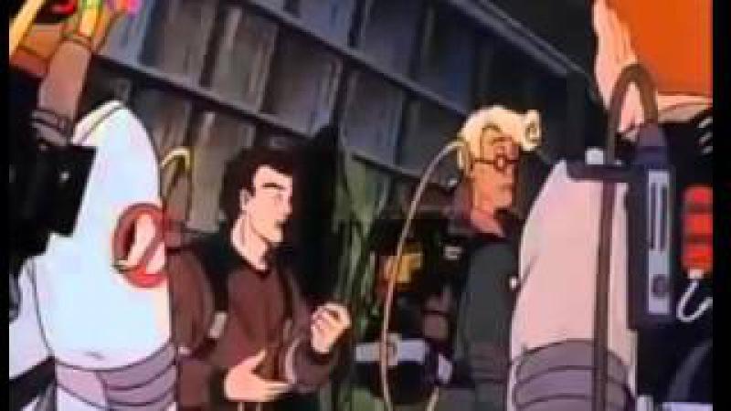 Охотники за привидениями с 1-10 серии