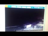 Появилось видео, снятое камерой наблюдения во время крушения Ту-154