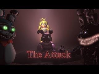 [SFM FNAF]Attack 1(New enemies)