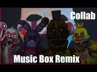 (sfm fnaf) Music Box Remix (collab)
