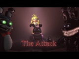 [SFM FNAF]Attack 1(New enemies)