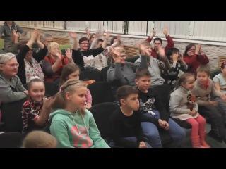 Глухой фокусник Олег Алейников (г. Томск) в г. Тюмени, отзывы зрителей.