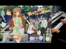Golden Time OST-Konna ni mo Kowareyasuku 【Rolelush】【piano】 music sheets