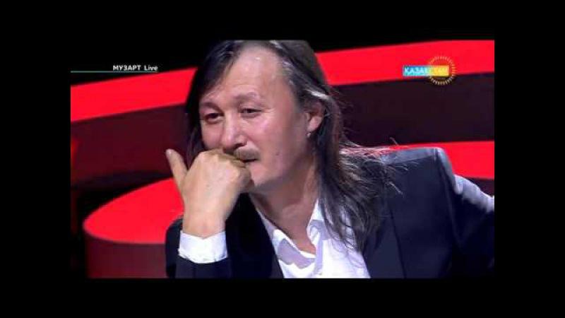 Райымбек Сатыбалды - Тамшы [MuzART live] [МузАРТ лайв] [2016]