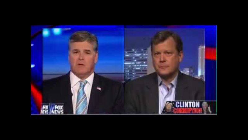 Peter Schweizer talks to Sean Hannity about GAIs new report on Clinton ties to the Russian Reset