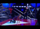 Comedy Баттл Суперсезон Настя Светлакова 1 тур 18 04 2014