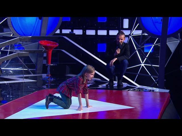 Comedy Баттл. Суперсезон - Настя Светлакова (1 тур) 18.04.2014