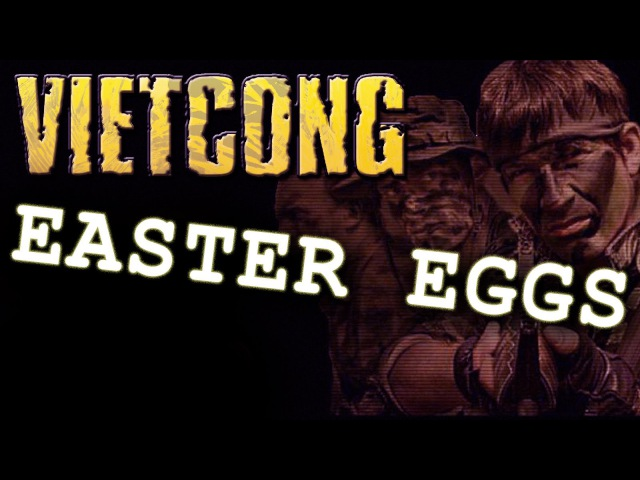 VIETCONG - Easter Eggs Co se stalo s Hawkinsem ?! (by PeŤan)
