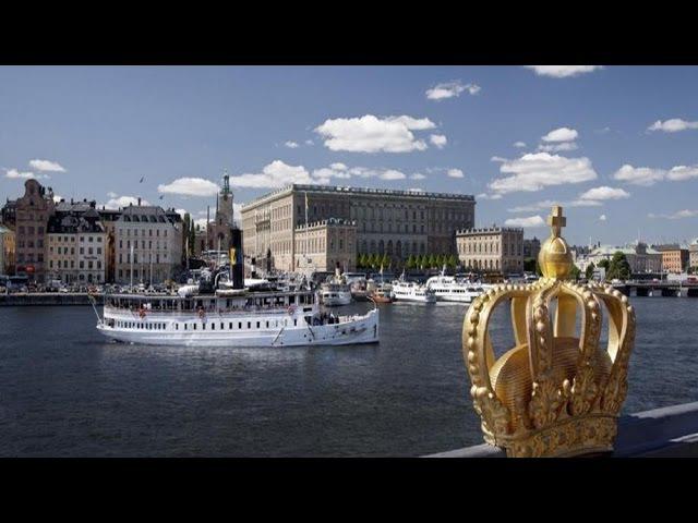 2015 Стокгольм. Экскурсия по городу