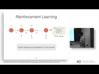 Karthik Narasimhan: Navigating Natural Language Using Reinforcement Learning