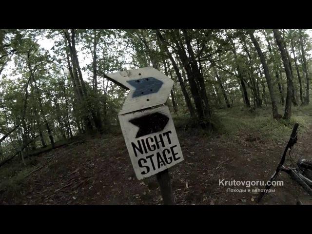 Собер баш - синяя трасса, SkillZone Krutovgoru