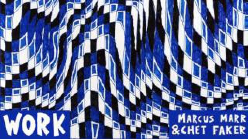Marcus Marr Chet Faker - Birthday Card