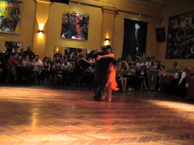 Mulatada - Marcelo Varela y Analía Vega en Soho Tango