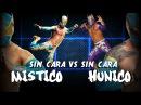 Sin Cara (Mistico) Vs Sin Cara (Hunico) Mask Ft. KalistoWWE1 HD