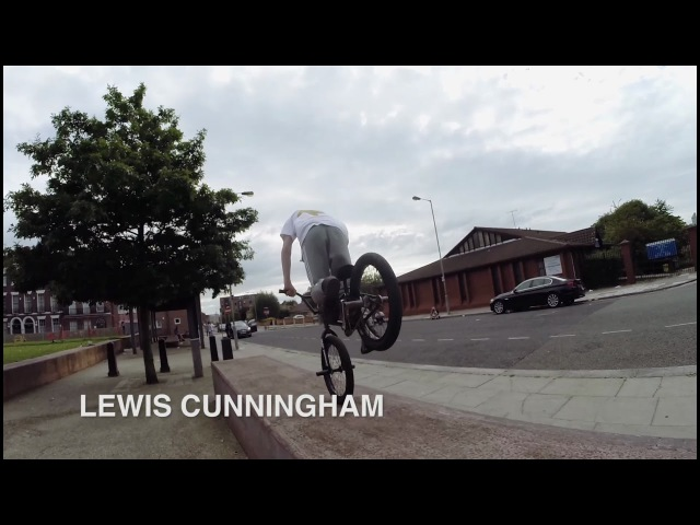 BMX - Lewis Cunningham - Animal Bikes - Akimbo Cranks Edit