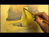 Как научиться рисовать.Светотень, акварель,Андрей Кулагин