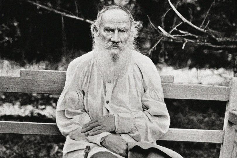 А вы знали, что Лев Николаевич Толстой был убежденным вегетарианцем?