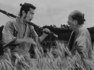 Семь самураев - Здесь столлько красивых девушек (отрывок)