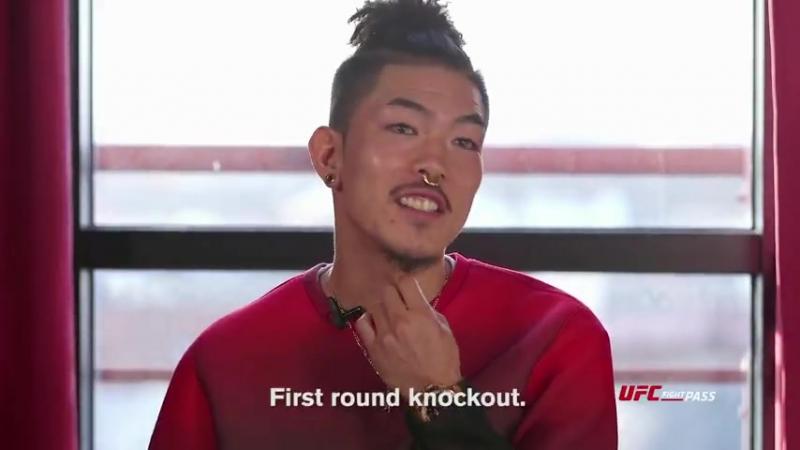 Fight Night Belfast Teruto Ishihara - Easy Money UFC ®
