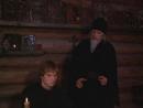 Диалог юного Ломоносова с настоятелем монастыря игуменом Андреем. Фильм Дым отечества.(1980).