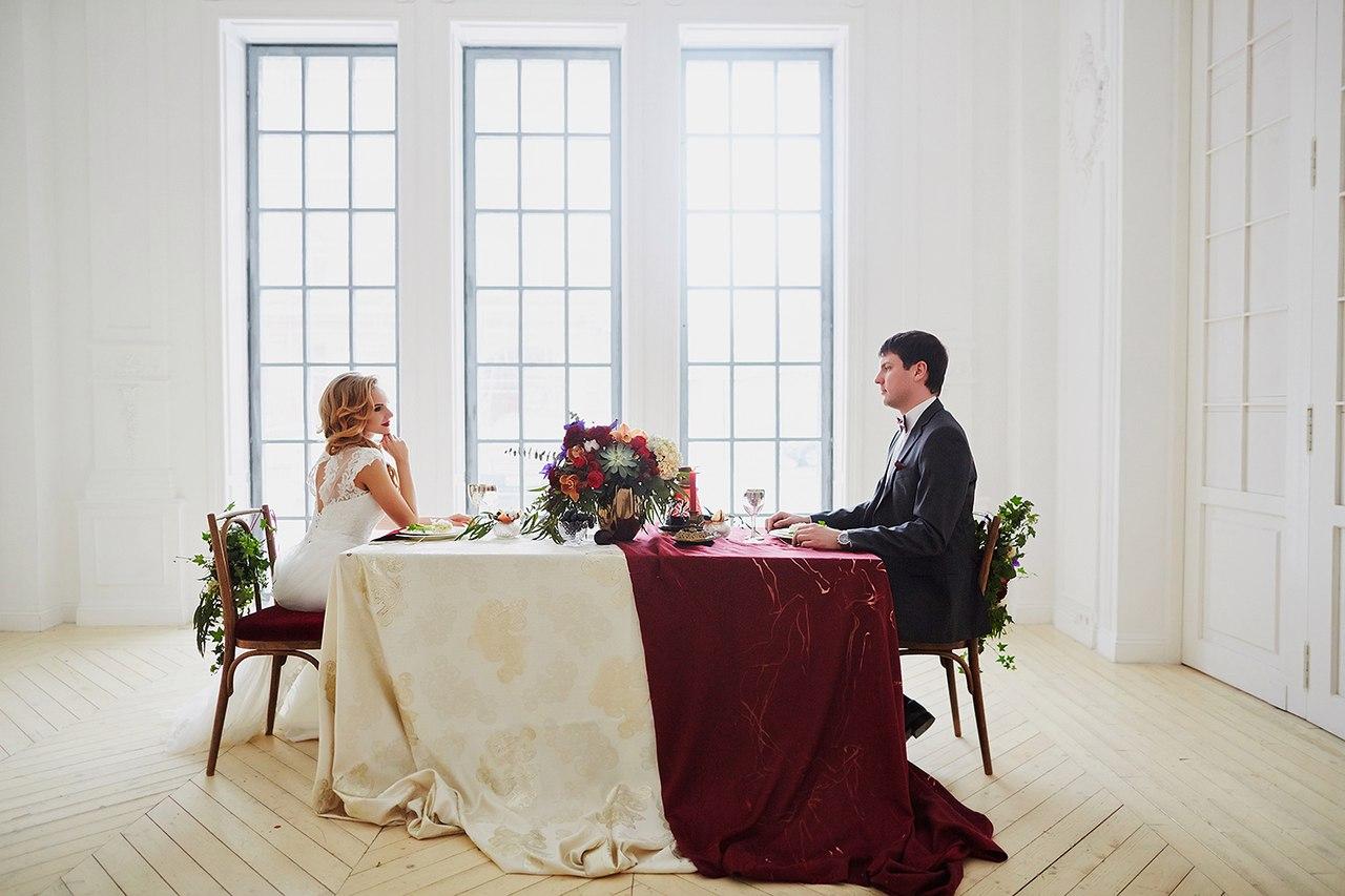 Анатомия идеальной свадьбы, или Как начинается день…
