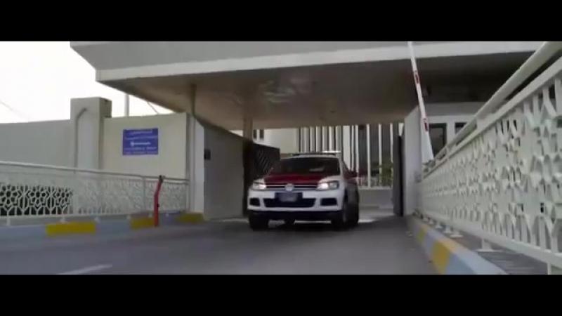 Как работает полиция в Дубае
