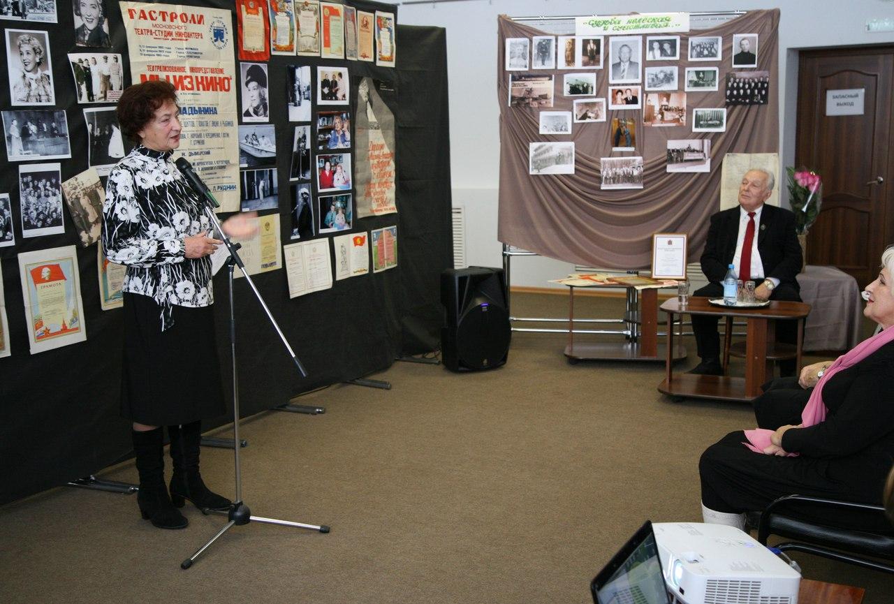 Тамара Васильевна Лиходько - бывший главный архитектор города Назарово (1989 - 2002 гг.)