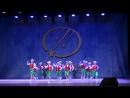 танец гномики,фестиваль-конкурс детского и юношеского творчества Звездный дождь 2016 год