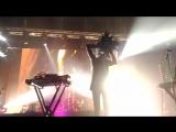 IAMX - INSOMNIA (live at Aurora Concert Hall 22.11.2016 St. Petersburg, Russia)