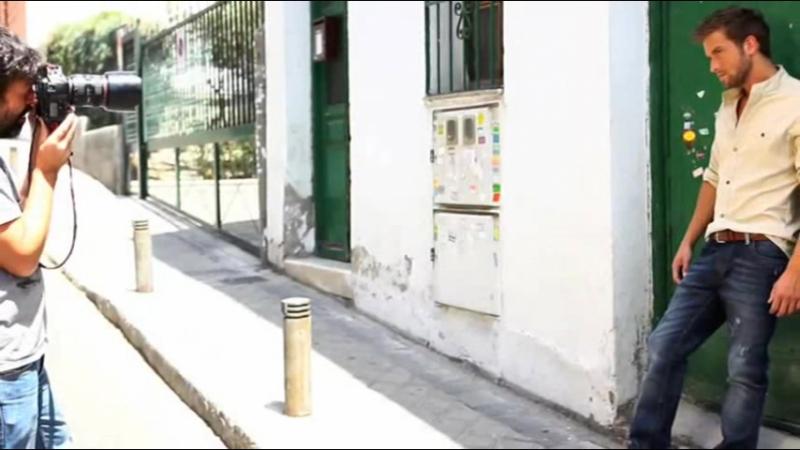 Pablo Alborán - DVD «TANTO» (Making of Sesión de Fotos)