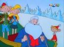 Таинственный мир Санта-Клауса. 3 серия. Мультфильм про рождество
