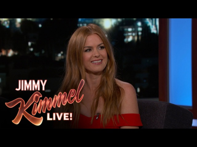 Isla Fisher on Making Out with Zach Galifianakis Gal Gadot