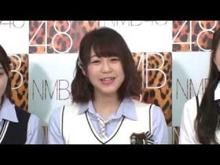 「NMB48のダンスの振付で1番好きな部分はどこだクイズ」5