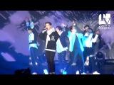 [161111] Hot Like Fire, Ah-ah, Love Comes @ TEENTOP Mini Concert Taipei
