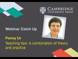 Teaching Tips: A combination of theory and practice.