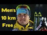 Cross country skiing. MEN 10km(Free) World Cup.Lillehammer(NOR)03/12/2016