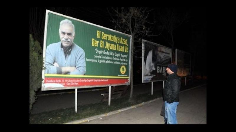 AKPNİN EFSANE PKK VE ÖCALAN DÖNÜŞLERİ