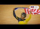 Sorotan Penuh Berbasikal Lelaki Keirin Akhir Olimpik Rio 2016 Astro Arena