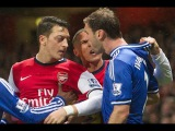 Mesut Özil - Best Fights &  Angry Moments