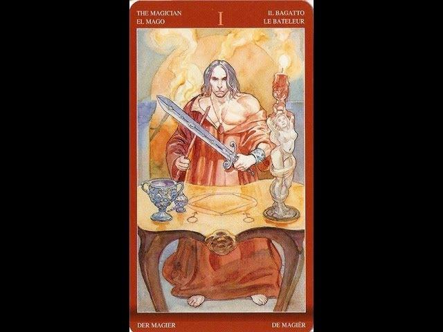 Sexual Magic Tarot (Таро Магия наслаждений). 18
