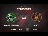 MK vs Ence, map 1 dust2, SL i-League StarSeries S2
