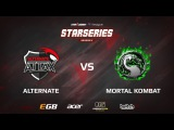 Alternate vs MK, map 2 cache, SL i-League StarSeries S2