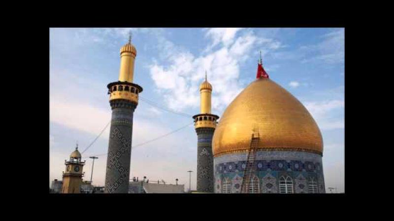 عکس سنگ قبر حضرت عباس