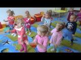 Мы капусту рубим))) Частный детский сад Ясельки г.Киров