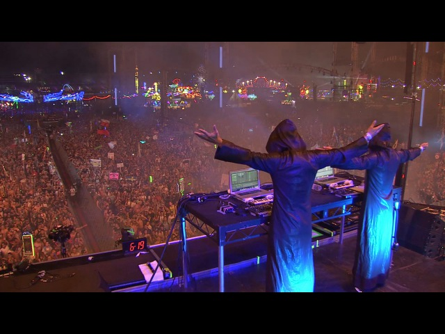 Armin van Buuren presents Gaia live at EDC Las Vegas 2016